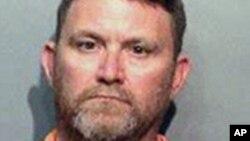 Foto de Scott Michael Greene, sospechoso de matar a dos policías en Iowa.