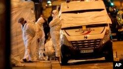 La zona del ataque permanece cerrada por las autoridades.