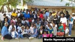 Ezinye izizalwane zeBotswana ezihlala kwele Botswana.