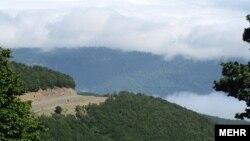 جنگل ابر، شمال ایران