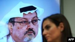 سعودی صحافی جمال خشوگی 2018 میں استنبول کے سعودی سفارت خانے سے لاپتا ہو گئے تھے۔