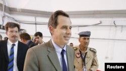 Стюарт Джонс, замгоссекретаря по делам Ближнего Востока