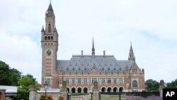 Cung điện Hòa bình ở La Haye, Hà Lan.