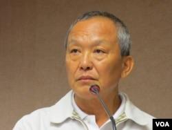 国民党立委 徐耀昌祥(美国之音张永泰拍摄)
