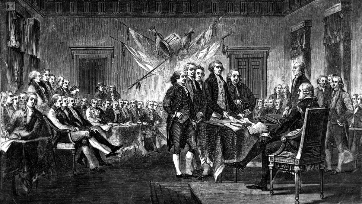 Celebrating Unalienable Right On The Fourth Of July What Purpose Doe Preamble Constitution Serve Who Wrote It