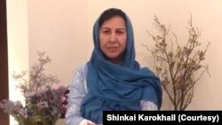 شینکئی کروخیل کہتی ہیں کہ افغان خواتین اپنے اچھے اور برے کے بارے میں بہتر جانتی ہیں۔