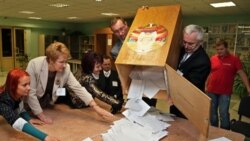 Another Sham Election in Belarus