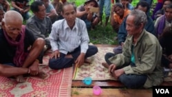 Ethnic Cambodians are fighting a dam project that will flood their traditional lands.