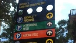 Bakıda Formula-1 üzrə Azərbaycan Qran-Prisi