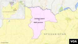 Balkh province, Afghanistan