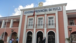 Novo governador da Huíla promete governo de diálogo e consenso - 1:30
