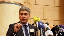 Ministan zirga zirgan jiragen sama na kasar Masar Sherif Fathy