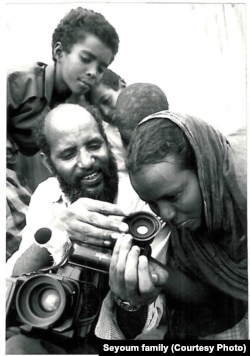 Seyoum Tsehaye, 66, was a war photographer during Eritrea's 30-year struggle for independence. He later held various positions, including head of the state-run television station Eri-TV.