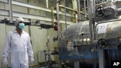 이란의 우라늄 변조시설 (자료사진)
