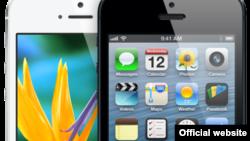 蘋果iPhone第五代智能手機