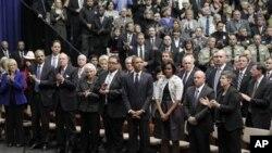 Presidente Obama pede mais civilidade na política