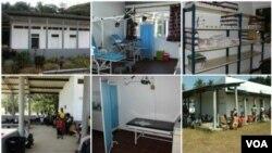 """Clinica da """"Drs for Life"""" em Závora (Fotos da Drs. for Life)"""