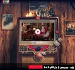 PNP Santa Video