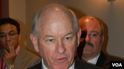 Juru Bicara Departemen Luar Negeri Amerika P.J. Crowley