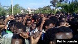 Faayilii - Hiriira mormii barattootaa Amboo