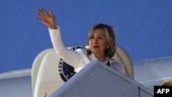 Dışişleri Bakanı Clinton Balkanlar'da