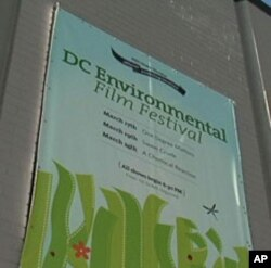 The annual Environmental Film Festival in Washington is in its 18th year, showcasing 155 films from all over the world