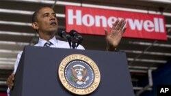 Tổng thống Obama phát biểu tại bang Minnesota, 1/6/2012