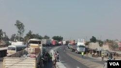 Ataque aconteceu a sul de Inchope, província de Manica
