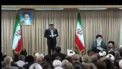«گزارش ناروا»ی احمدی نژاد به خامنه ای و ملت