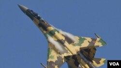 Tiongkok dilaporkan akan membeli 48 unit pesawat tempur baru Rusia, Sukhoi Su-35.
