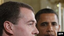 Rusiya prezidenti bu gün Ağ Evdə prezident Obama ilə görüşüb