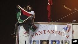 Slavlje u Benghaziju