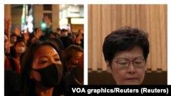 Hong Kong, territoire semi-autonome chinois, connaît depuis bientôt six mois un mouvement de contestation d'une ampleur inédite depuis sa rétrocession à la Chine en 1997.