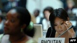 Shtetet e Bashkuara mbrojnë rekordin e tyre të të drejtave të njeirut para Këshillit të OKB-së