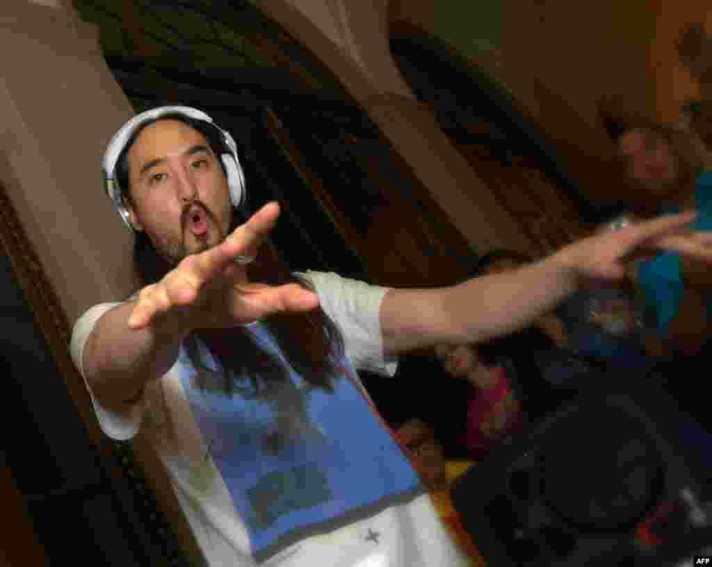 DJ Аоки