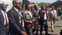 Uzulu Uthi uMnangagwa Ubona Ntuthu Kwezokuvuselela Umnotho Lokubusa eleZimbabwe