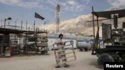 هند امیدوار است میدان گازی فرزاد ب را توسعه دهد.