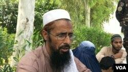 محمد صدیق په پنجابۍ ژبه له رسنیو سره خبرې وکړې