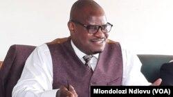 Information Secretary Nick Mangwana