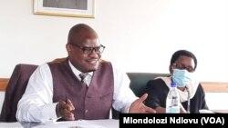 Umnu. Nick Mangwana