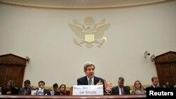 Menlu AS John Kerry