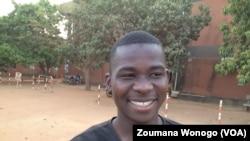 Augustin Kolané, à Ouagadougou, le 25 novembre 2017. (VOA/Zoumana Wonogo)