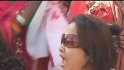 2012-02-20 粵語新聞: 巴基斯坦婦女權益大規模集會