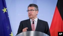 Міністр закордонних справ Німеччини Зіґмар Ґабрієль