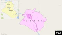 د موصل د نیولو لپاره د عراق پوځ د دوشنبې په ورځ عملیات پيل کړل.