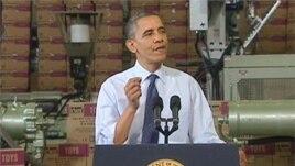 Barack Obama multiplie les consultations avec les Américains pour les convaincre d'appuyer son projet de budget
