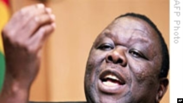 Tsvangirai Says SADC Deadline for Zimbabwe Will Be Met