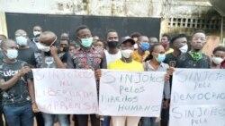 Trabalhadores guineenses contra o aumento de impostos