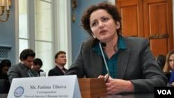 Fatima Tlisova