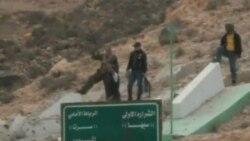 利比亚临时政府武装控制班尼瓦利
